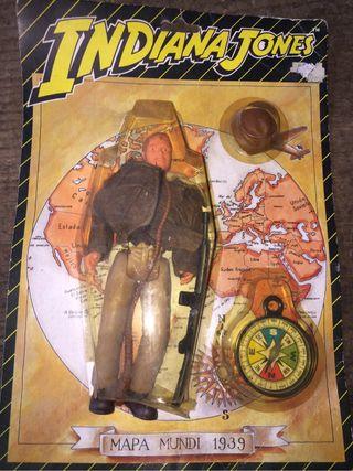 Antiguo Muñeco Indiana Jones Sin Estrenar