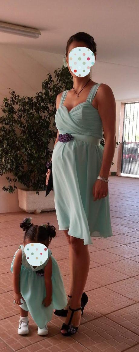 Vestido Madre-hija