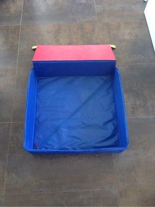 Caja almacenaje IKEA