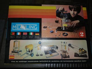 juego de mesa metaling n2 antiguo