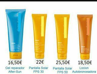 Crema Protección Solar