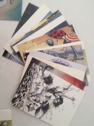 Art Suydam cards
