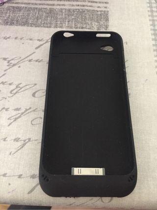 Funda con bateria iphone 4/4s