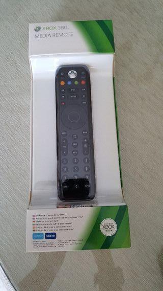 xbox 360 mando remote media.