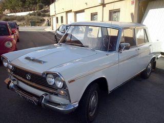 SEAT 1500. 1800 diesel 1969