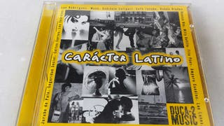 CD CARACTER LATINO