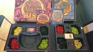 juego de mesa señor de los anillos