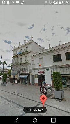 Edificio en San Fernando Calle Real 68
