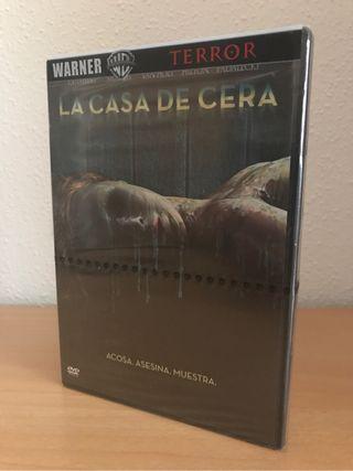 Película La Casa de Cera DVD