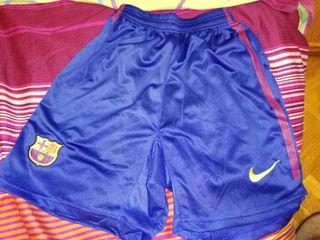 Pantalones FC Barcelona de segunda mano en Madrid en WALLAPOP 6f6223a8160