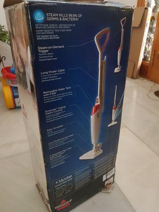 Bissell Steam Mop Select - Aspiradora microban