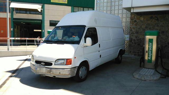 Ford Transit 1997