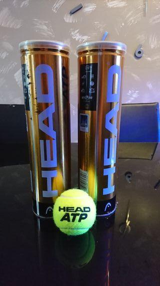 pelotas de tenis marca Head