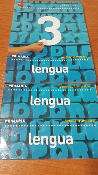Libro Lengua 3 Primaria