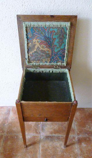 Antiguo costurero inglés