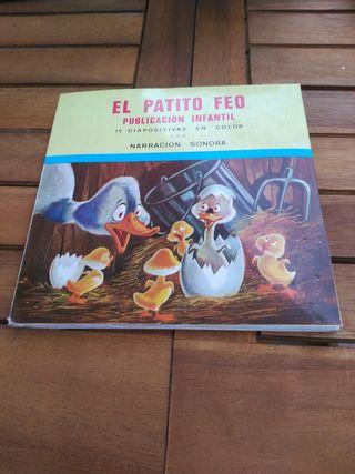 antiguo juguete audio libro publicacion infantil