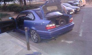 BMW E36 coupe 2004