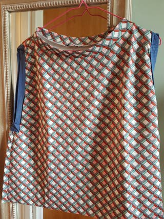 top zara talla L