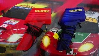 pareja mandos Scalextric