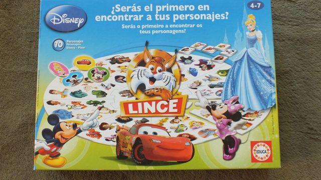 Juego De Mesa Lince Disney De Segunda Mano Por 6 En Barcelona En
