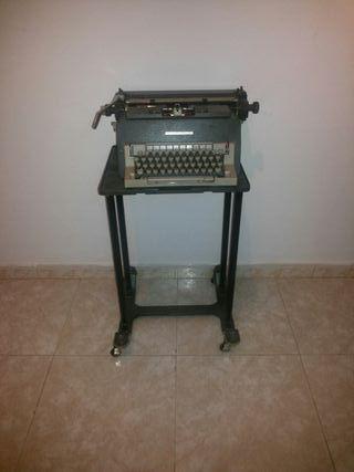 maquina de escribir. coleccionista