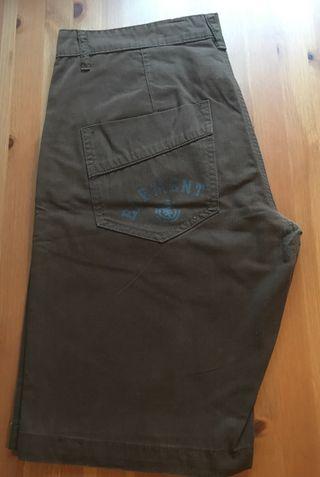 Element denim pantalón corto shorts W36 VANS DC