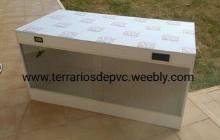 Terrario PVC 120*60*50 GRATIS ENVIO