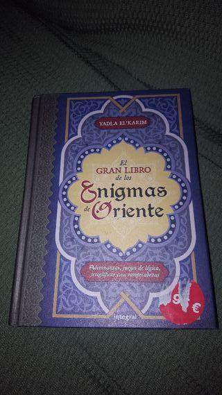 Libro enigmas