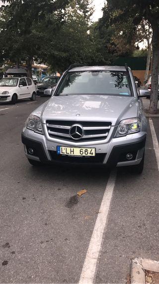 Mercedes-Benz GLK Class 2009