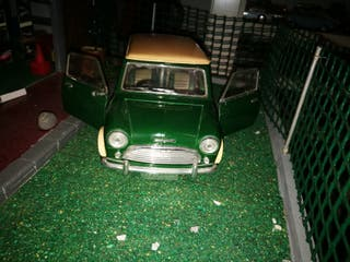 Mini Cooper escala 1:16