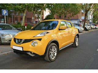 Nissan Juke 1.5dCi Acenta 4x2 81 kW (110 CV)