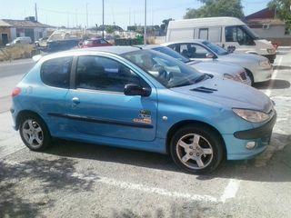Peugeot 206 1999 gti