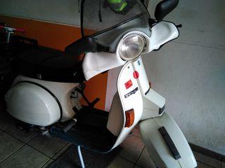 Moto Vespa Iris 200