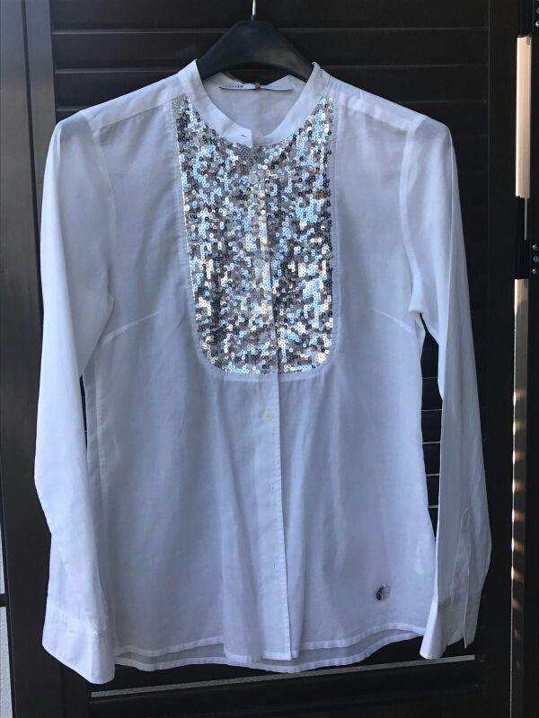 Camisa blanca de Fairly primeras marcas
