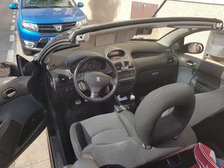Peugeot 206cc cabriolet 2005