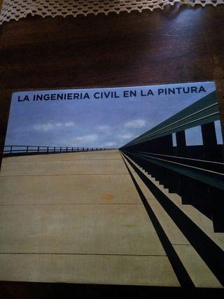 libro LA INGENIERÍA CIVIL EN LA PINTURA