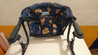 silla plegable portátil infantil