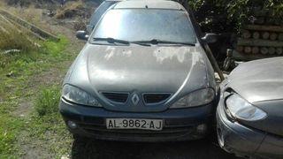 Dado de baja definitiva, Renault Megane Break