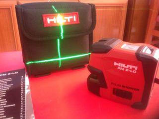 Nivel laser verde hilti