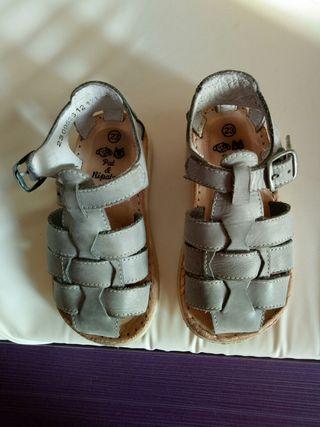 zapatos 23 pat et ripaton piel