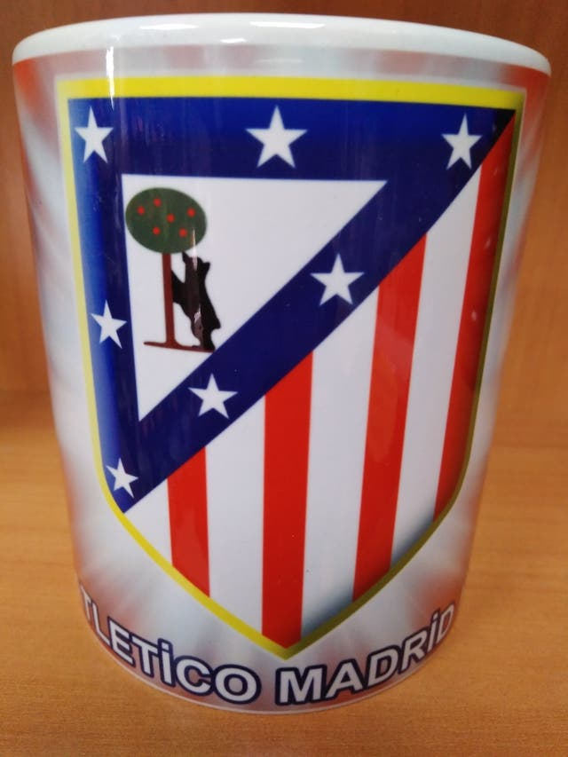 Taza Atletico de Madrid FC
