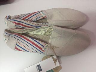Zapatillas paez tallas 35-36