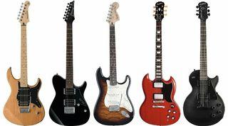 Restauracion de guitarras electricas
