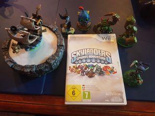 Juego Wii Skylanders Spyro's Adventure