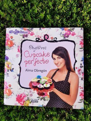 Libro Cupccake perfecto Alma Obregón