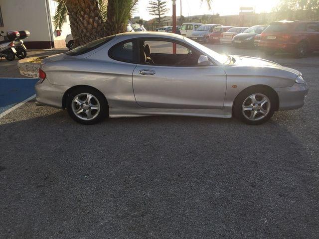 Hyundai Coupe 1.6 gasolina