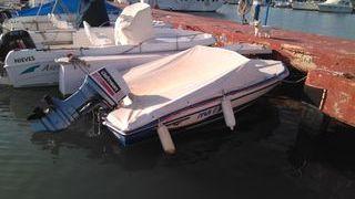 Barca Glastrom 4,4m 60cv 2T