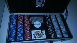 maletin poker profesional
