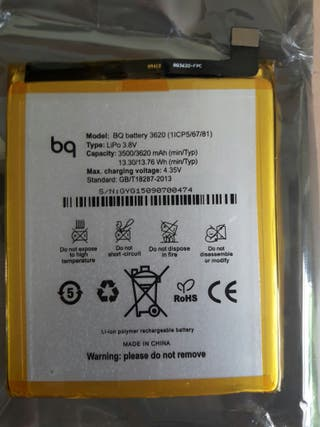 Bateria BQ Aquaris M5.5