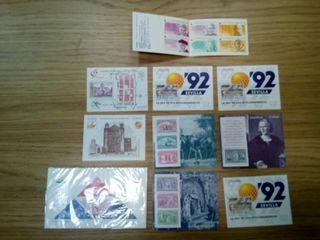 set sellos españoles
